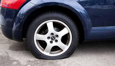 Flat Tire Service Markham ON